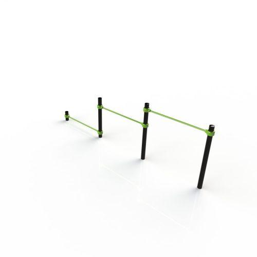BMP-10301 Tripple push-up bar