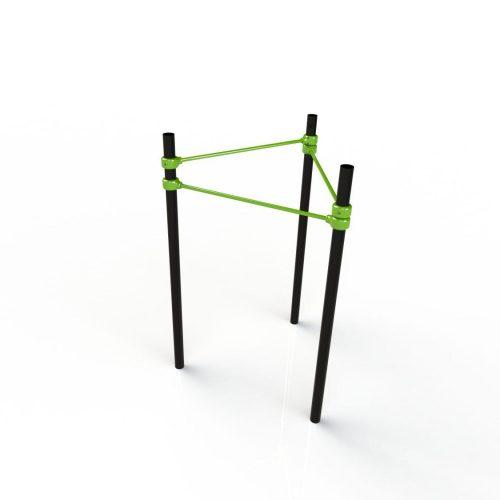 BMP-10307 Triangular pull-up bar
