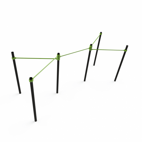 BMP-10403 Freestyle pull-up bars