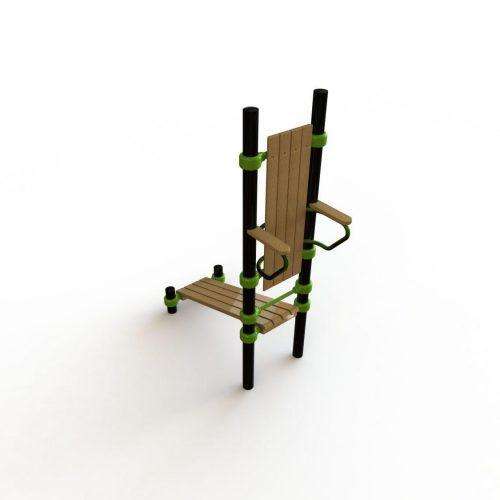 BMP-10725 Roman abs chair-abs bench